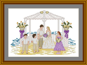 Beach Wedding Sampler